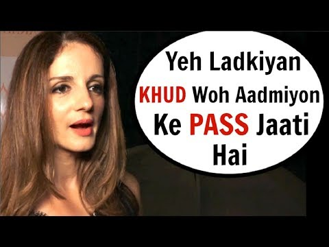 Hrithik Roshan's Wife Sussanne Khan SHOCKING Reaction To #MeToo Campaign Bollywood
