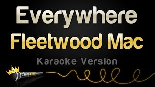 Fleetwood Mac   Everywhere (Karaoke Version)