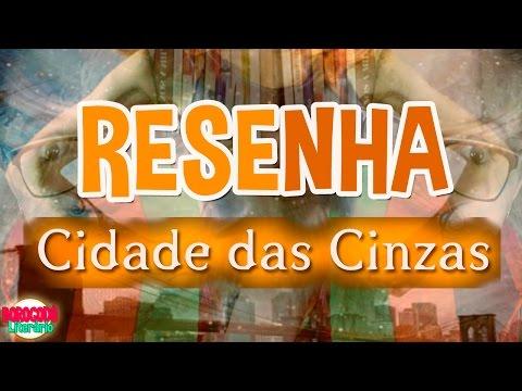 #BLAFhunters | Cidade das Cinzas | Resenha | COM SPOILER! | Borogodó Literário