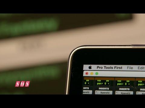Avid – Pro Tools First & Pro Tools 12 DAWs NAMM 2015