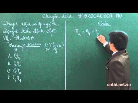 Bài 2-Hydrocacbon no