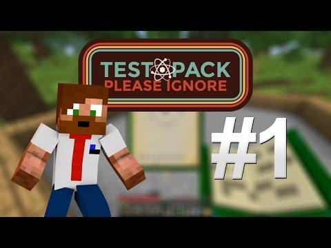 Testpack Please Ignore (Minecraft Modpack) #1