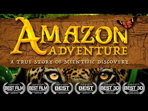 Amazon Adventure Official Trailer – NOW PLAYING