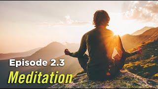 The MyPilgrimage Podcast: Episode 2.3: Meditation