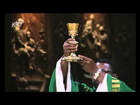 Messe du 18 juillet 2014