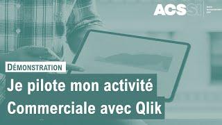 ACSSI : Suivi commercial avec QlikView
