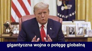WI P EWA !! Trump i wojna o potęgę globalną