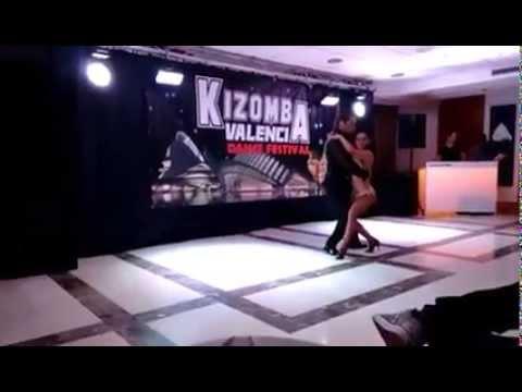 Nuno & Sarai KIZOMBA VALENCIA FESTIVAL 2015