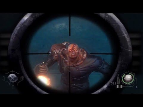 Resident Evil: Operation Raccoon City SPEC OPS DLC BOSS NEMESIS Walkthrough- Part 3 Mission-1 Mp3