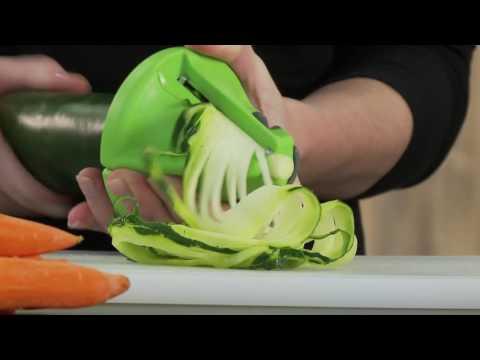 Cortador de Vegetais Julienne Progressive é na Pepper