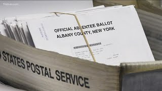 Why can you vote absentee in Georgia when you're not actually absent?