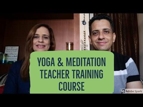 (HINDI) Online Yoga Meditation Teacher Training Program | Ritu Om ...