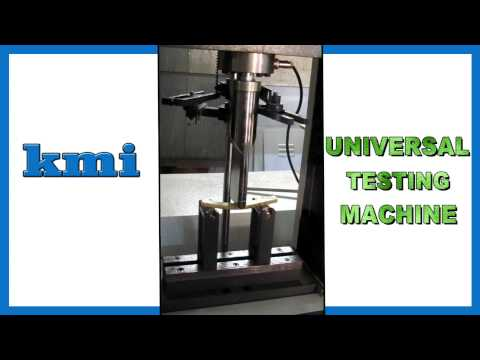 Computerized Universal Material Tensile Tester