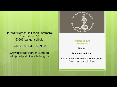 Privilegien mit Diabetes