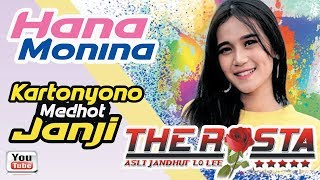 Kartonyono Medot Janji Hanna Monina THE ROSTA Live Cover Madiun 2019