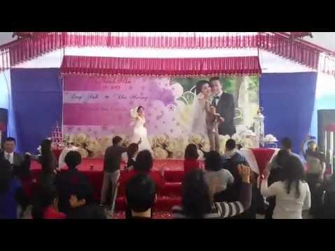 Đây là đám cưới nhộn nhất mình từng thấy