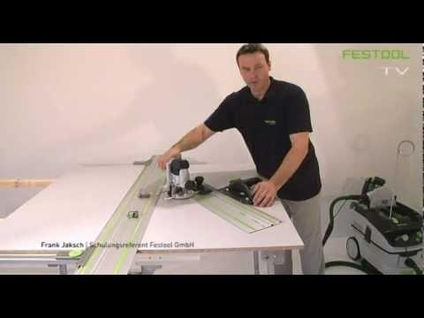 Festool TV Folge 5: Das Führungssystem II