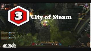 Top 5 Browser MMORPGs