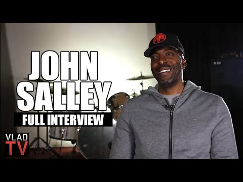 John Salley on COVID-19, Chinese Meat Markets, Socialism, Dr. Sebi, Kobe, Jordan (Full Interview)