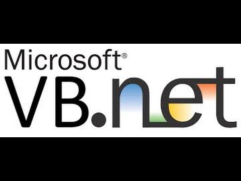 Visual Basic .NET 2015 Tutorial 1 – Downloading Visual Studio and Creating First Application