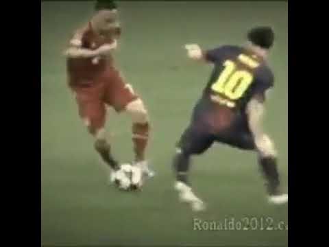 Messi Vs Ribbery