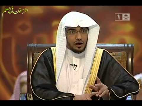 معاني الحمد والشكر ـ الشيخ صالح المغامسي