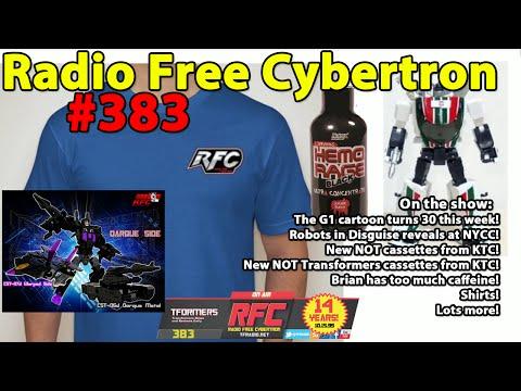 Radio Free Cybertron - 383