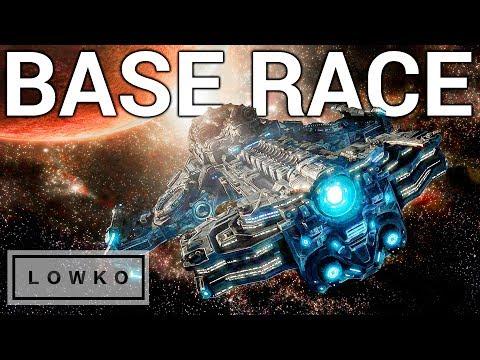 StarCraft 2: The Battlecruiser Base Race!