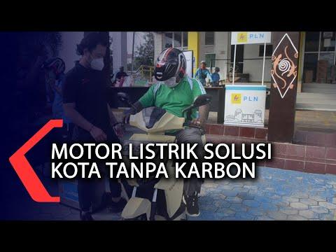 motor listrik solusi kota tanpa karbon