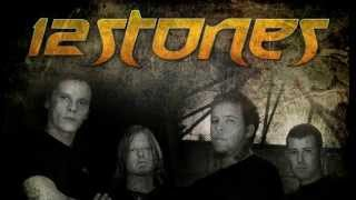 "103.7 The Rock:12 Stones ""Only Human"" Lyric Video"