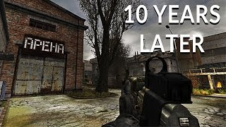Revisiting S.T.A.L.K.E.R. Shadow of Chernobyl with Mods (10 Years Later!)