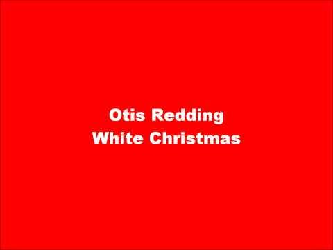 otis redding white christmas