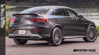 2020 Mercedes-AMG GLC 63 S Coupe | Graphite Grey Metallic | Exterior, Interior (US Spec)