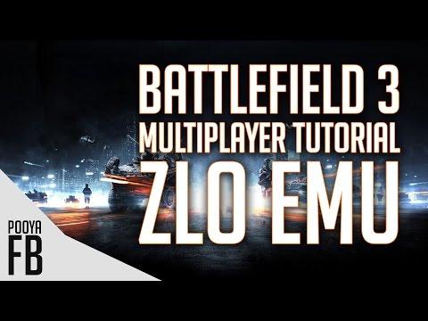 Battlefield 3 Multiplayer ( ZloGames emulateur ) - смотреть онлайн