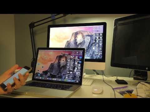 Mac di casa fuori casa con SSD Drive Esterno, Velocita', Installazione