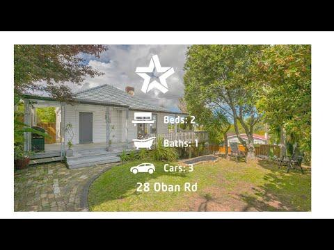 28 Oban Road, Westmere