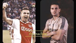 Dusan Tadic - The Machine 🤖 | The Class Of 2019