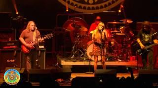 """Gov't Mule - """"Gold Dust Woman"""" ft. Grace Potter - Mountain Jam VI - 6/4/10"""
