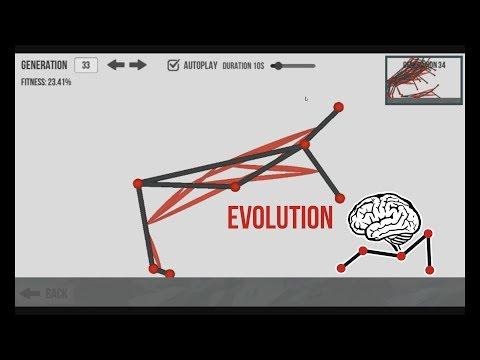 Evolution Simulator Video 2