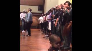 Anita Wilson & worship the band