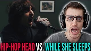"""FIRST TIME Hearing WHILE SHE SLEEPS: """"Silence Speaks"""" Reaction"""