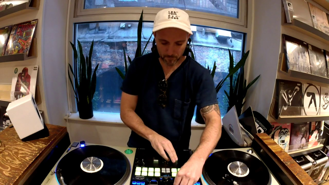 JKriv - Live @ Turntable Lab 2019