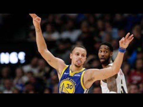 Golden State Warriors vs Denver Nuggets NBA Full Highlights (16th January 2019)
