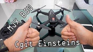 MJX B5W Unboxing Drone Kecil Dengan Fitur Paling Lengkap Di Harga 2,2 Jutaan