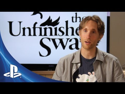 The Unfinished Swan Continues To Dazzle