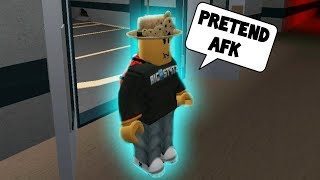 Afk Sign Roblox Lol Afk Challenge Roblox Flee The Facility Minecraftvideos Tv