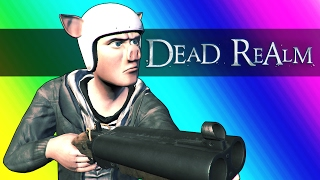 Dead Realm Funny Moments - New Characters & Hunted Game Mode!