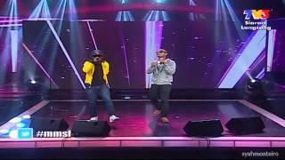 Black & RJ Teman Pengganti (Semifinal Muzik Muzik)