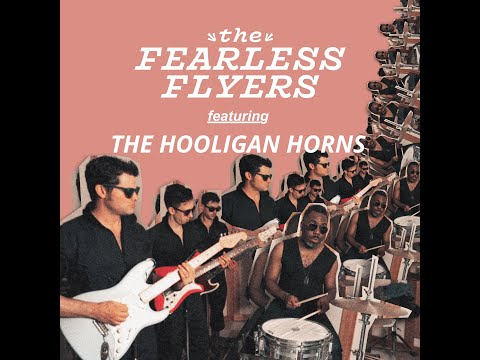 Fearless Flyers 'Ace of Aces' horn cover by The Hooligan Horns