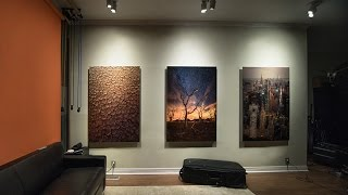 How to Install WhiteWall Acrylic Photographs on Wall